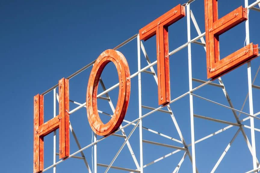 Hotel Accommodation Apps