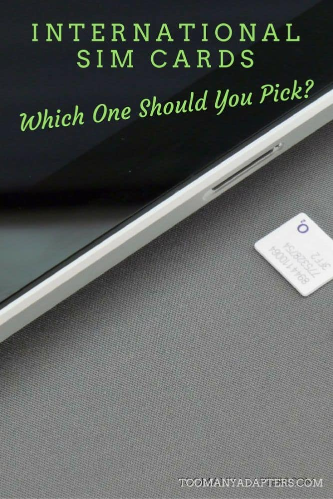 International SIM Card Comparison- Which One Should You Pick-