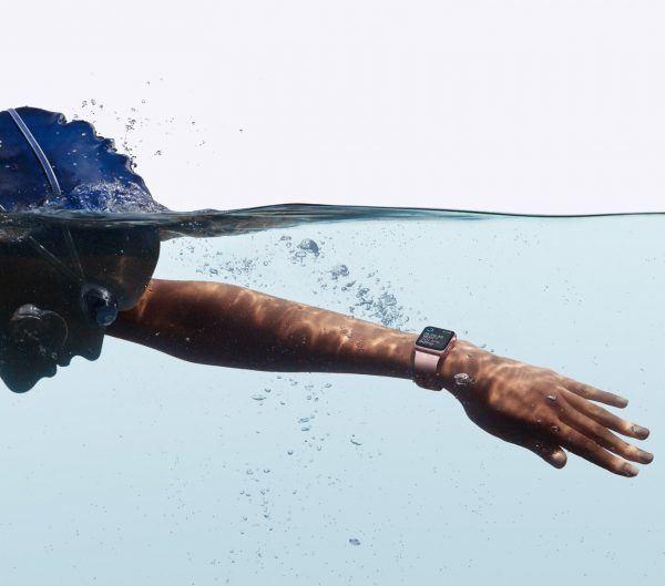 Apple Watch 2 Waterproof