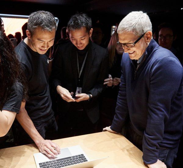 Apple Event Laptop Update
