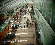 Airport Air Shot