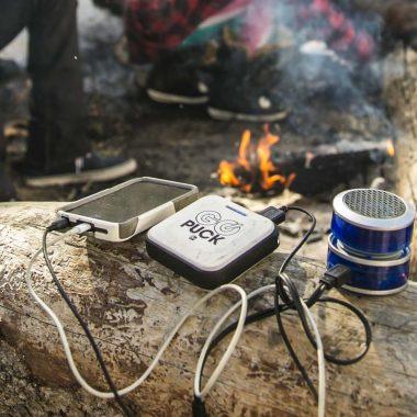 GoPuck campfire
