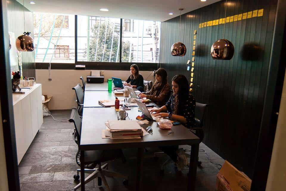 Impact Hub Co-working Mexico