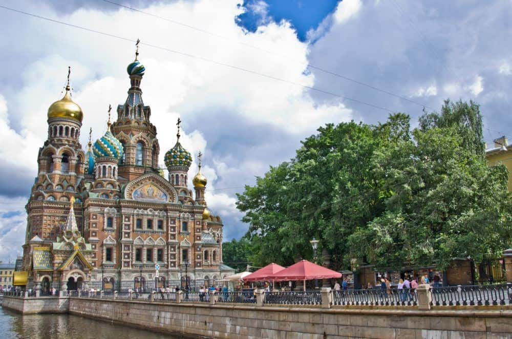 Travel St. Petersburg