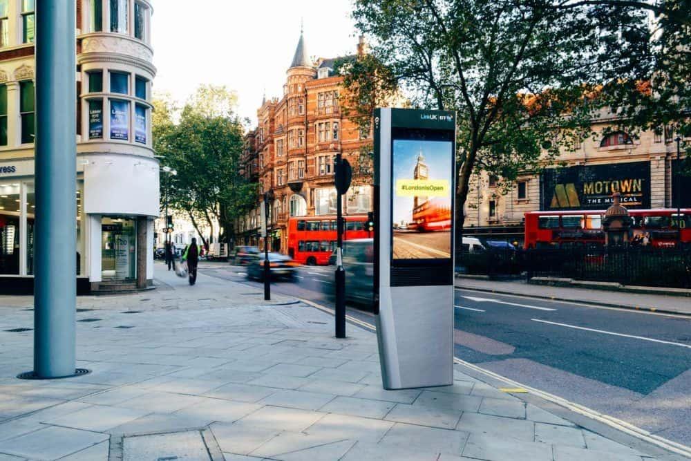 Link Wifi London