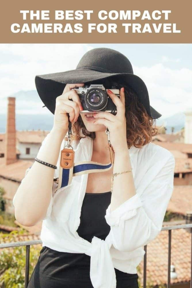 The best compact cameras for travel
