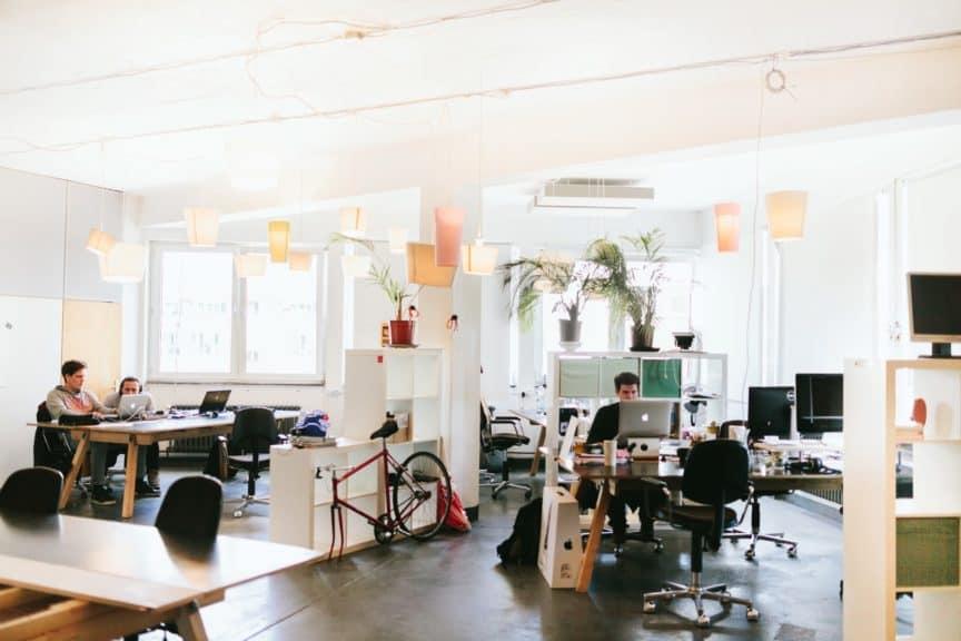 Betahaus HR Coworking Lamproom