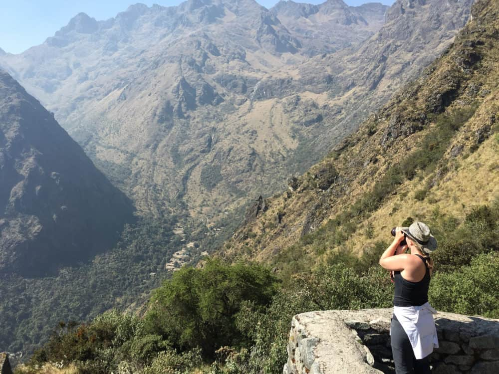Tech Inca Trail