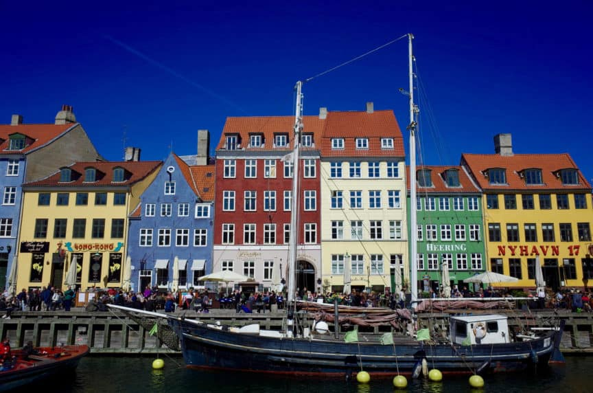 Buying a SIM Card in Denmark