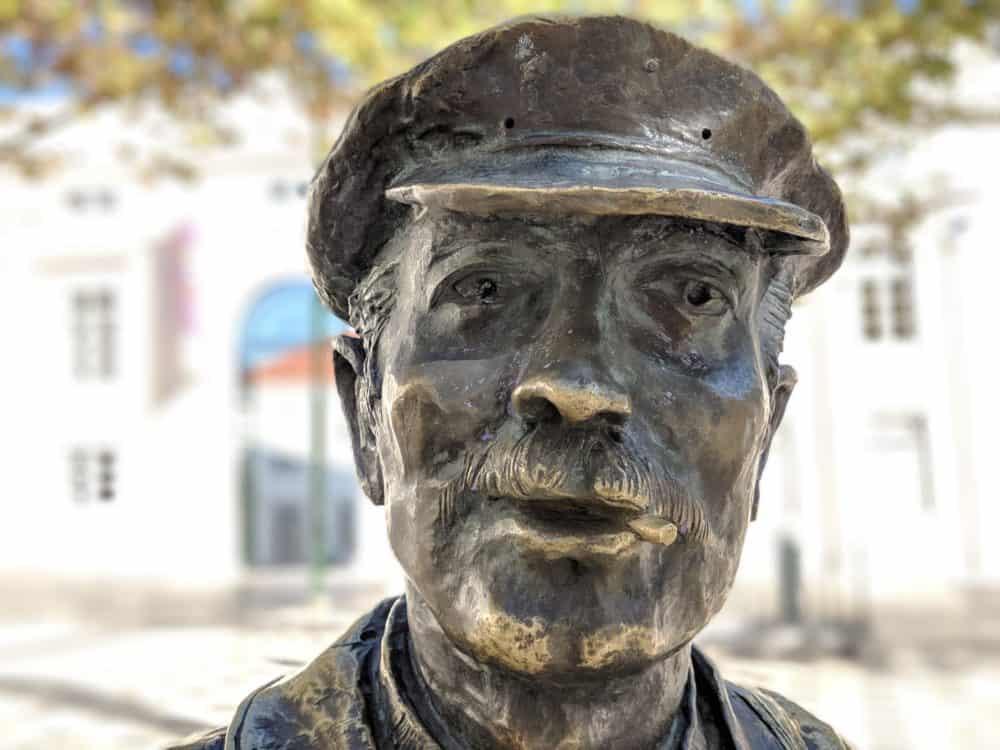 Statue - portrait