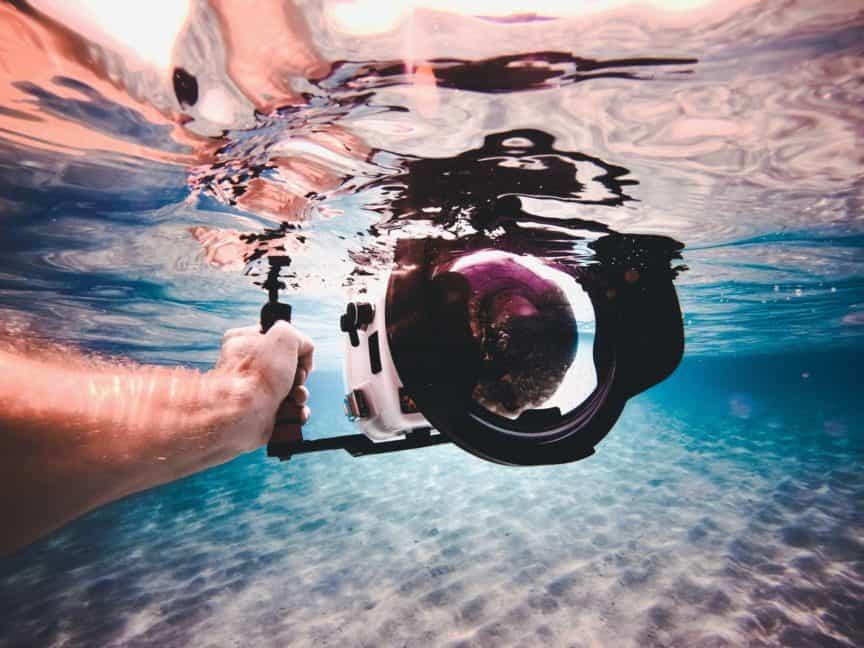 The Best Waterproof Cameras for Travelers - Hero