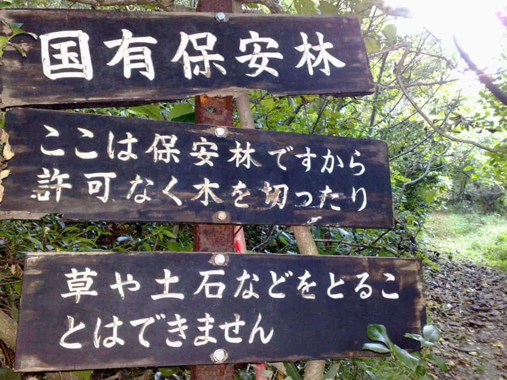 Japanese Signs