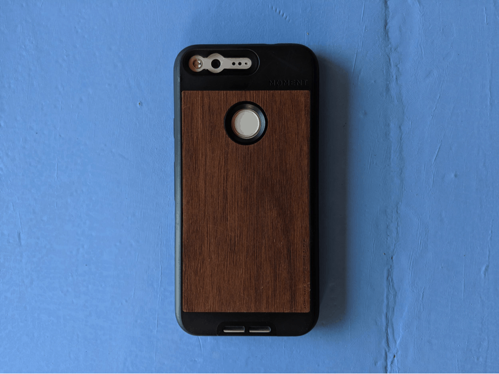 Moment Wood Case