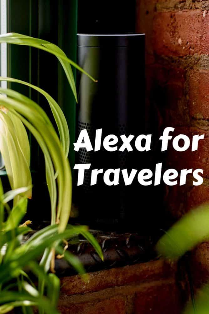 Alexa for Travelers
