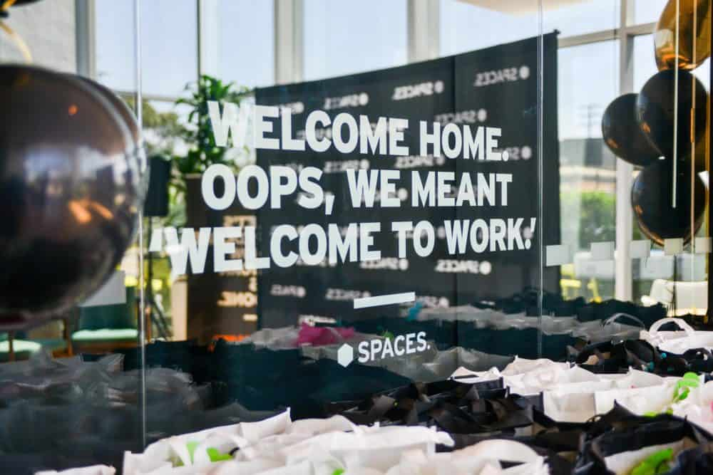 Spaces Coworking New York City