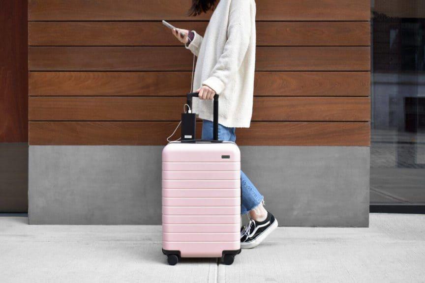 Smart Luggage 2018