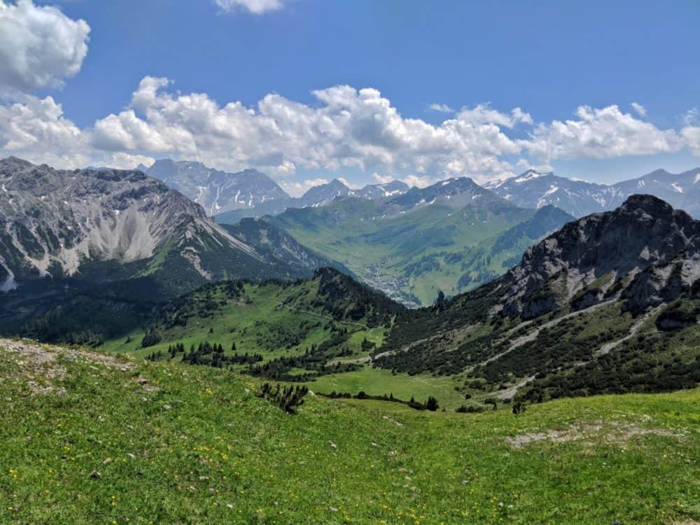 Hiking in Liechtenstein