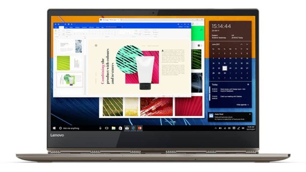 Yoga 920 front-on
