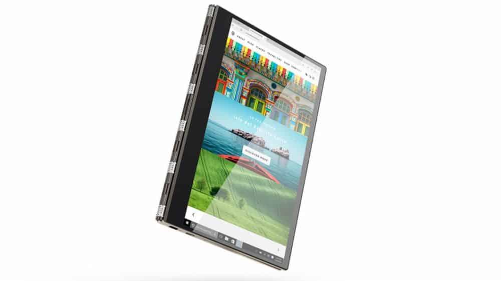 Yoga 920 tablet mode