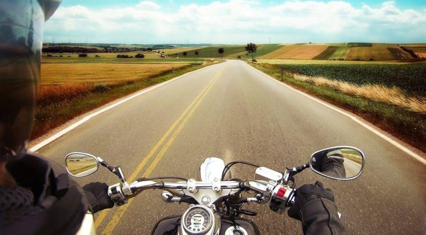 Motorbike PoV