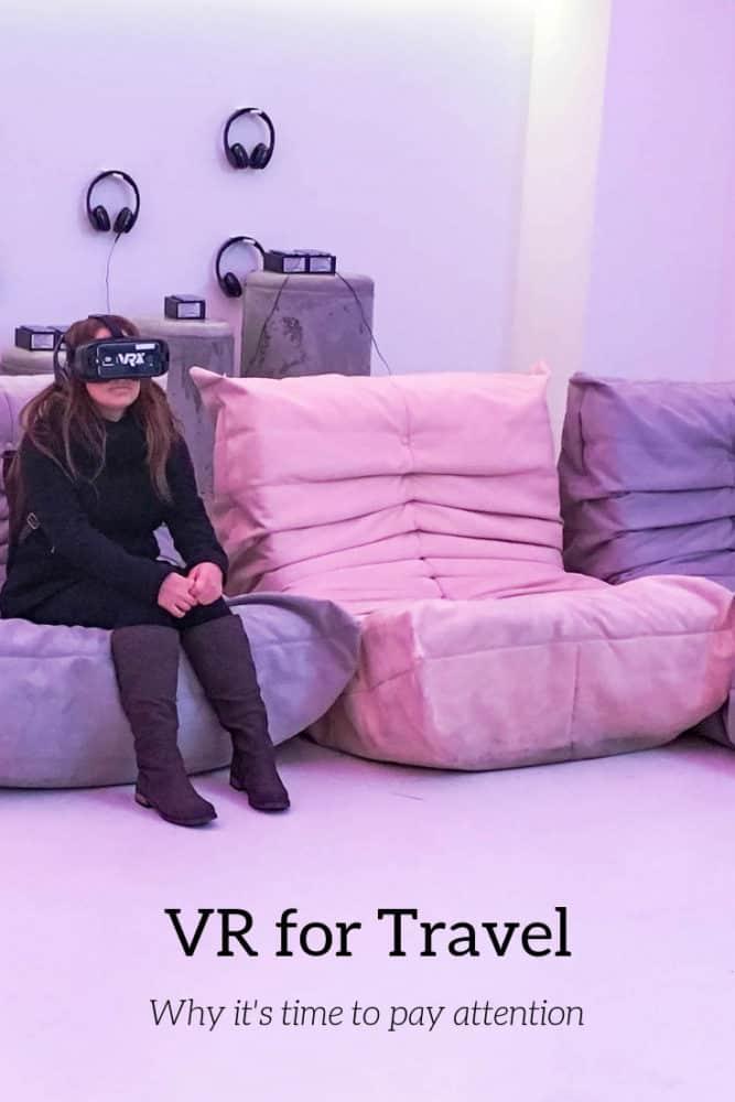 VR for Travel