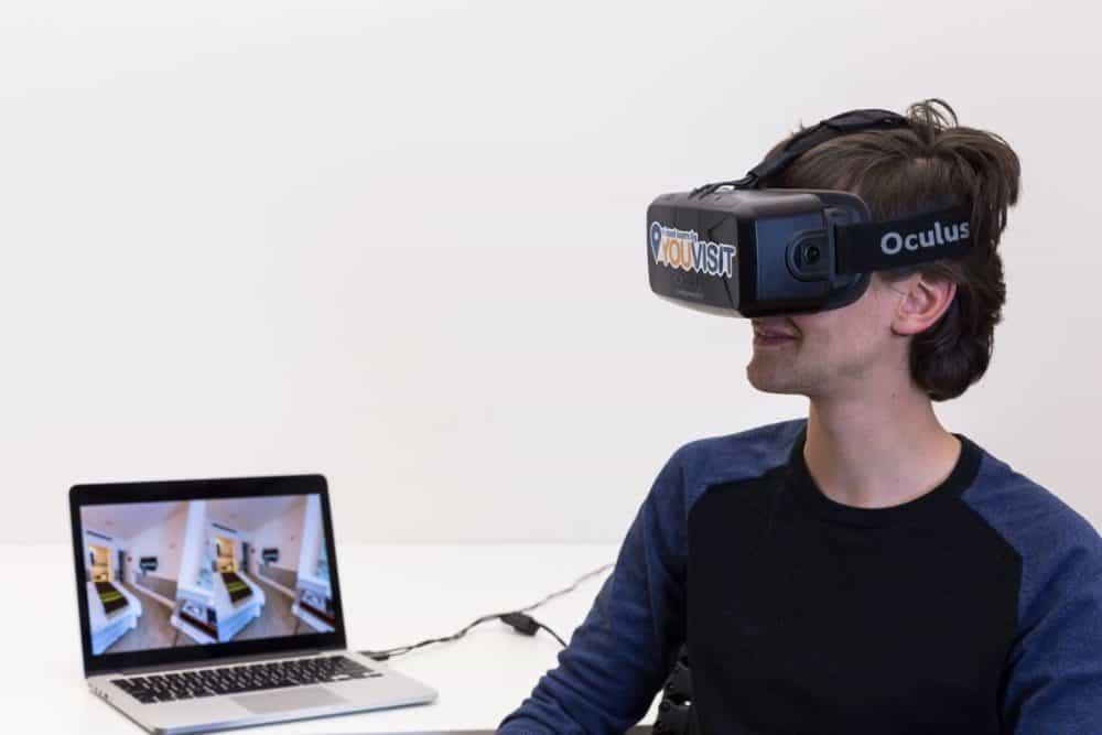 YouVisit VR for travel