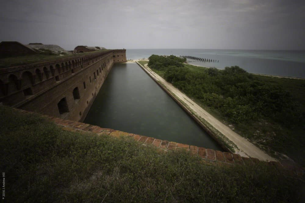 Dry Tortugas island, Florida - Andrew Hill