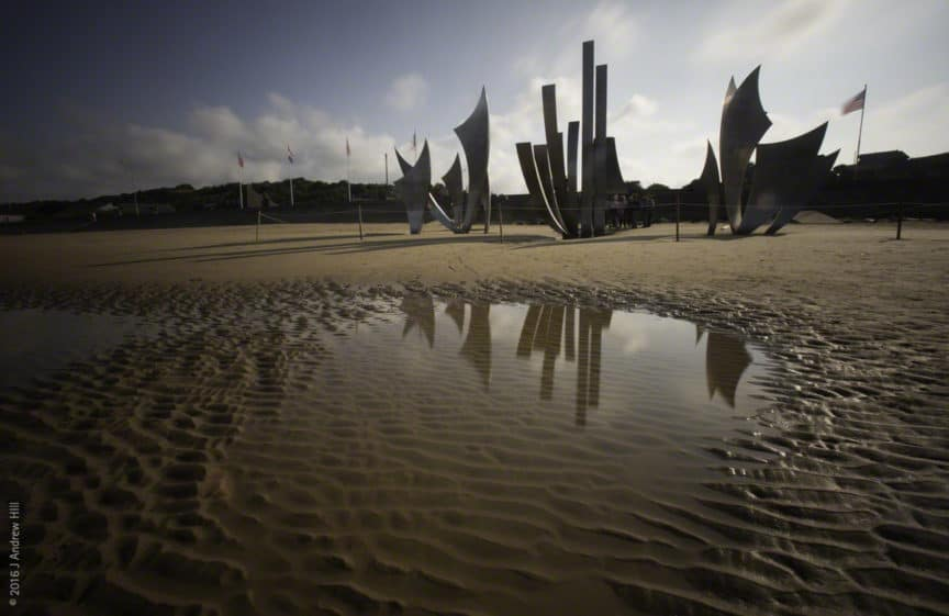 Omaha Beach - Andrew Hill