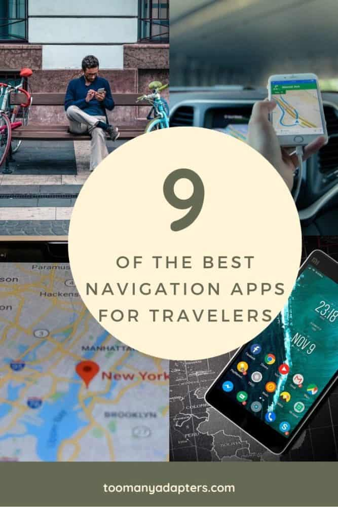 9 of the best navigation apps