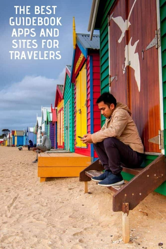 The Best Guidebook Apps and Sites for Travelers