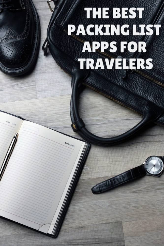 The best packing list apps for travelers