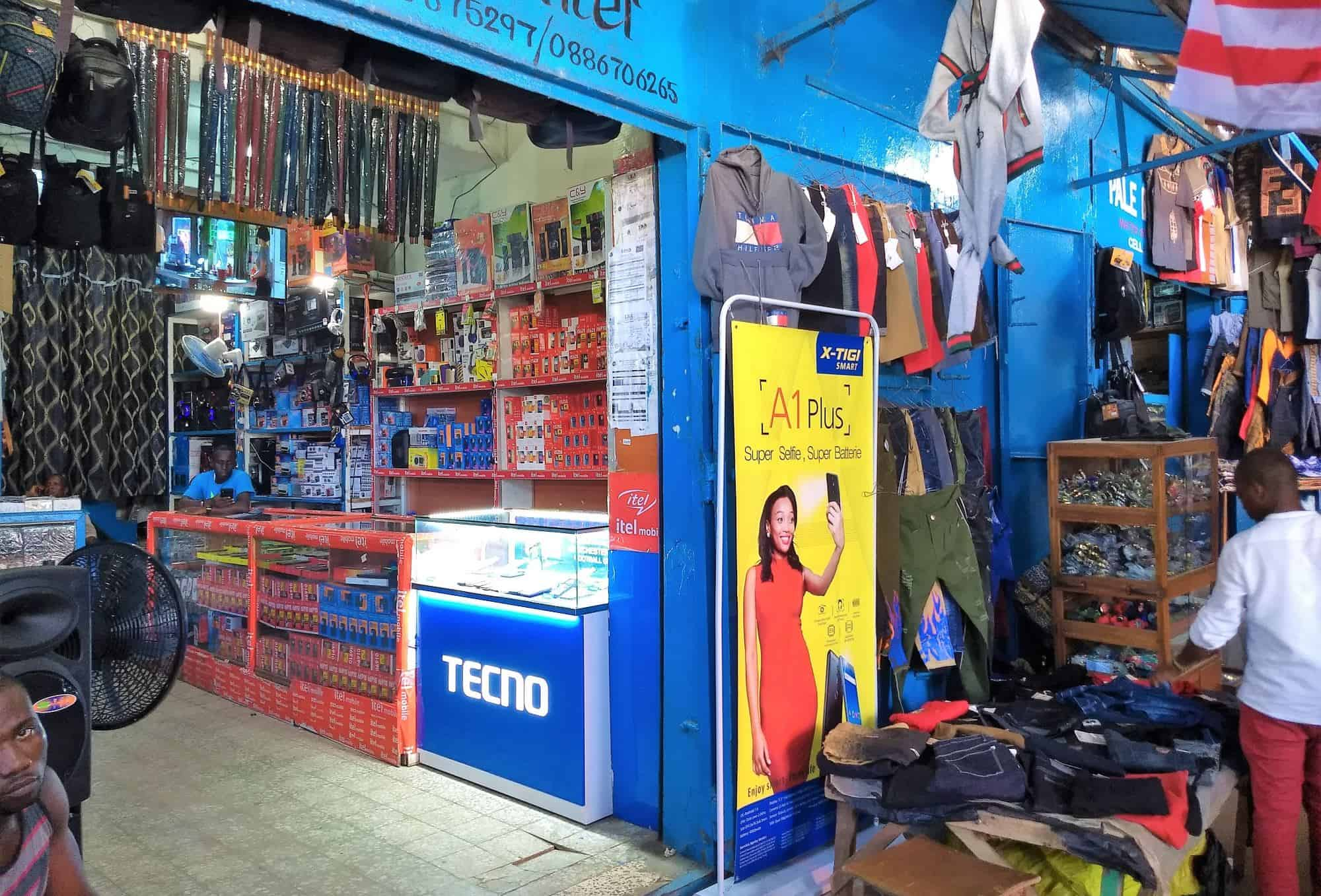 Where to buy technology in Monrovia