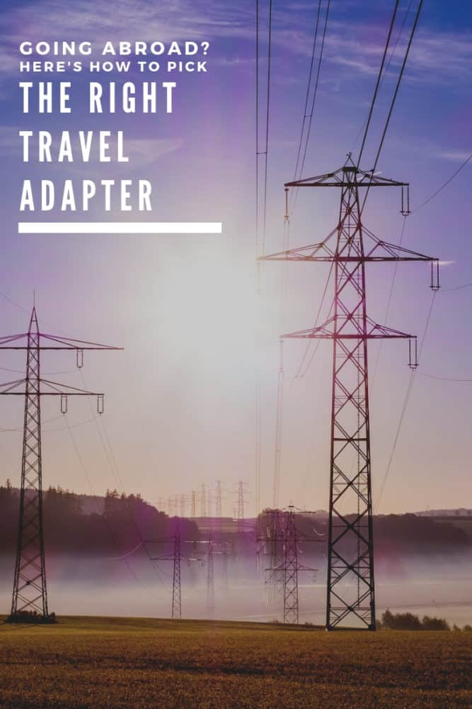 How to Pick the Right Travel Adapter