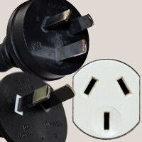 Type I plug and socket