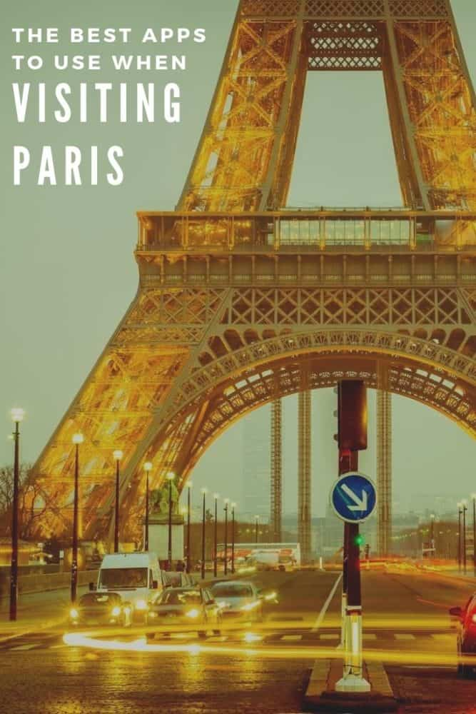 Best Apps to Use When Visiting Paris