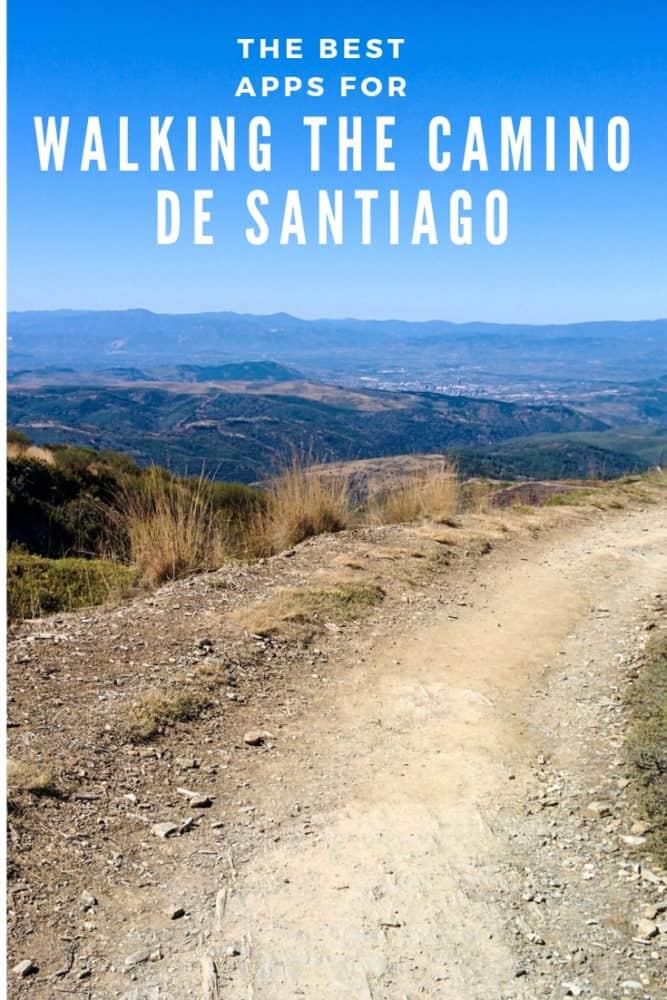 Apps for the Camino de Santiago