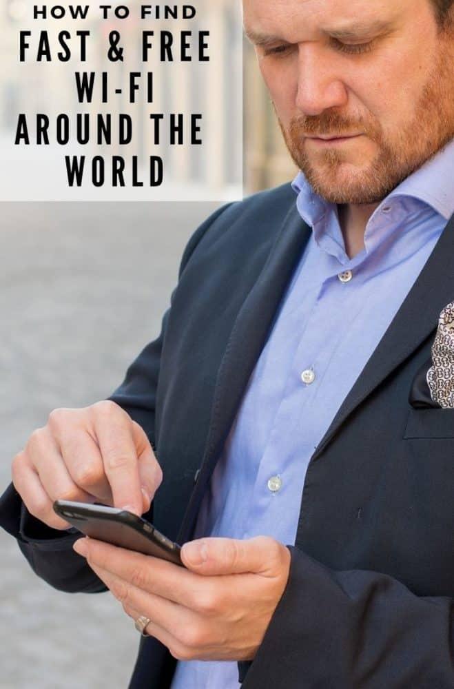 Fast Free Wi-Fi around the World