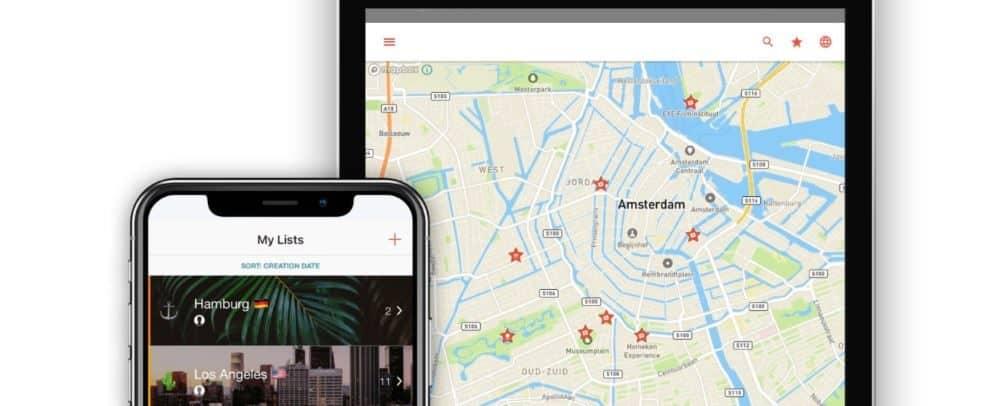 CityMaps2Go screenshot