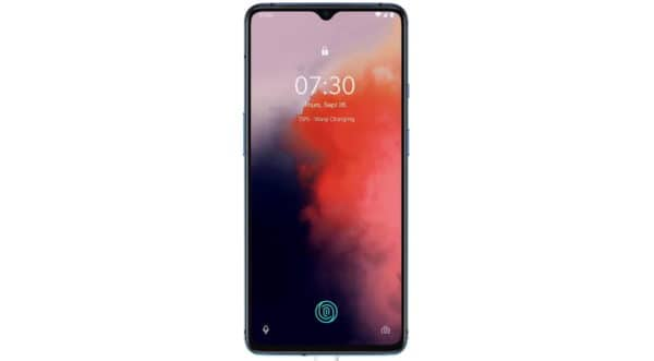 OnePlus 7T - front