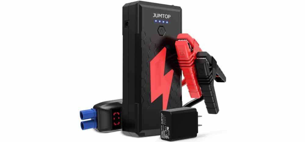 JUMTOP Car Jump Starter and Power Bank