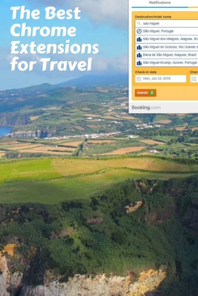 The best Chrome extensions for travel