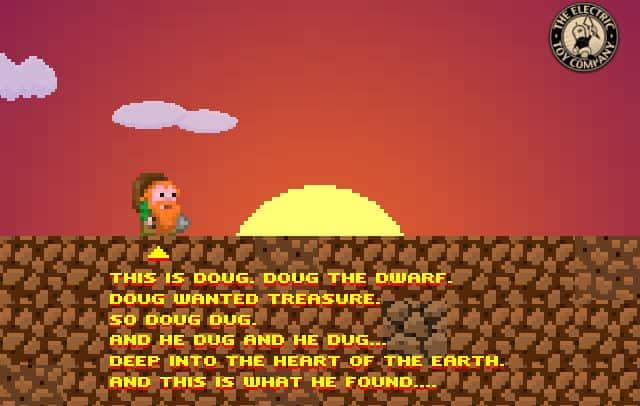 Doug dug