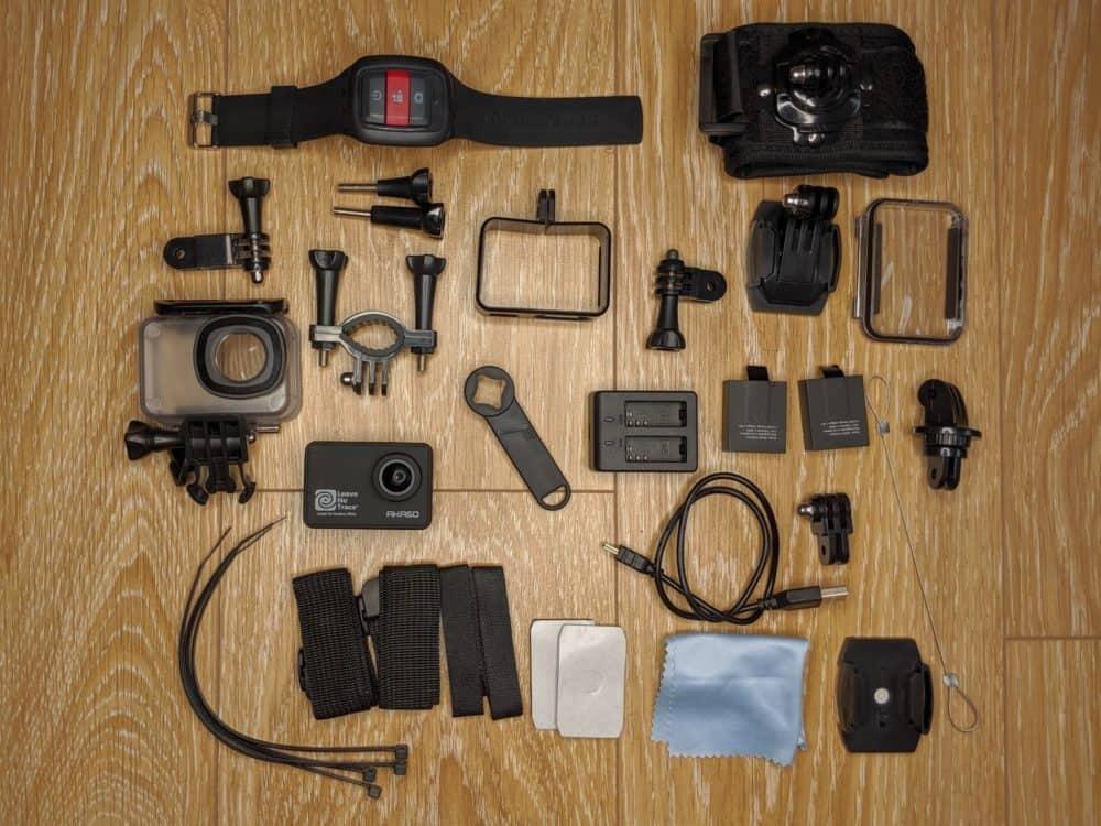 Akaso V50 Pro SE accessories