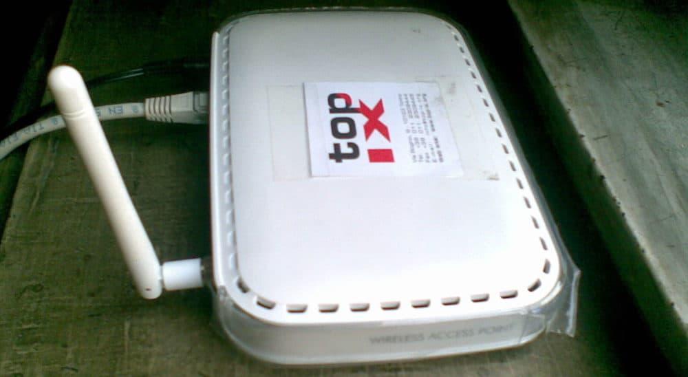 Cheap Wi-Fi router