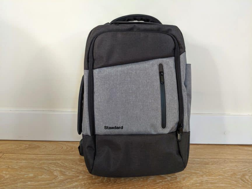 Standard Daily Backpack - front view