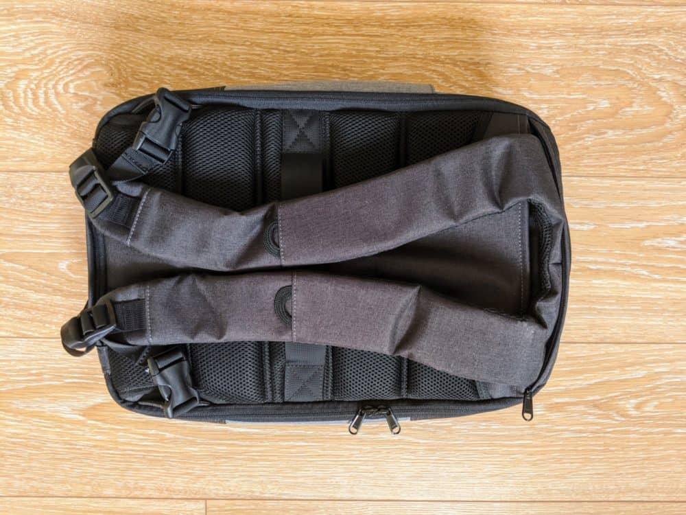 Standard Daily Backpack - rear view