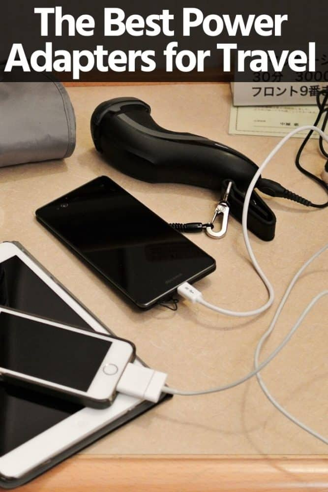 The Best Travel Power Adapters in 2021