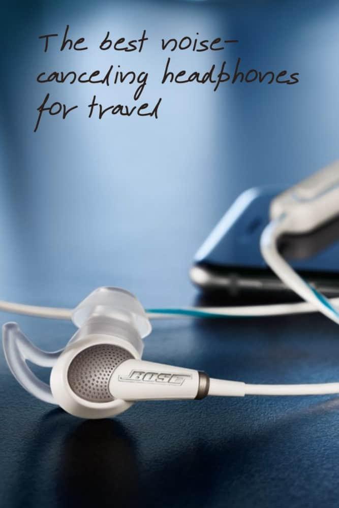Best noise-canceling headphones for travel