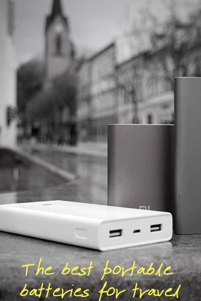 The Best Portable Batteries for Travel in 2020
