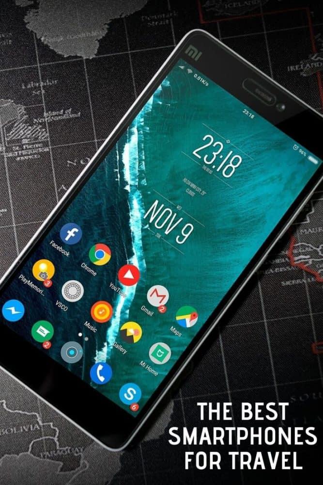 The best smartphones for travel